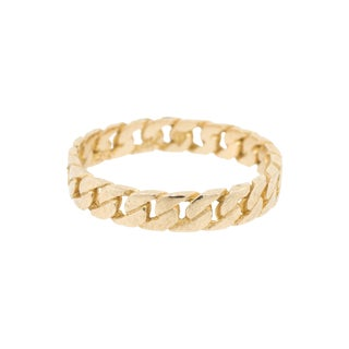 14 K Gold Band
