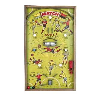 French Football Bagatelle Game