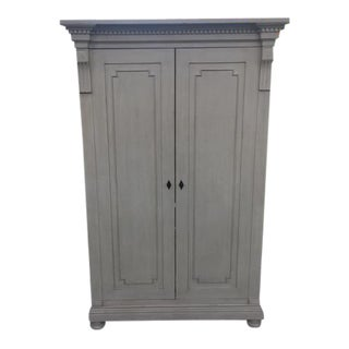 RH Baby & Child Antiqued Sage Jameson Armoire
