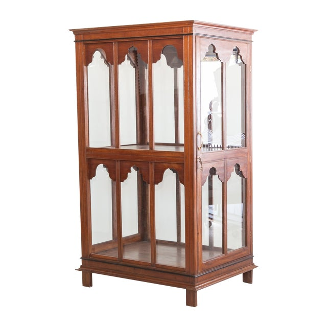 Antique Indian Display Case - Image 1 of 7