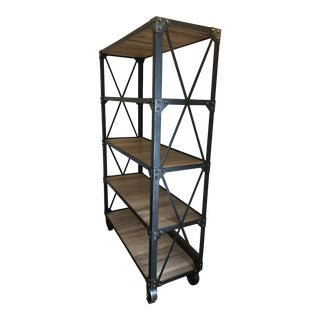 Farmhouse Bookcase/Shelving Unit