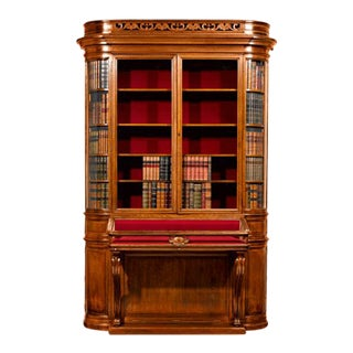 VICTORIAN SECRET BOOKCASE