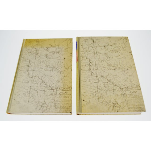 Vintage 1962 Journals Of The Expeditions Lewis and Clarke Set - Image 5 of 11
