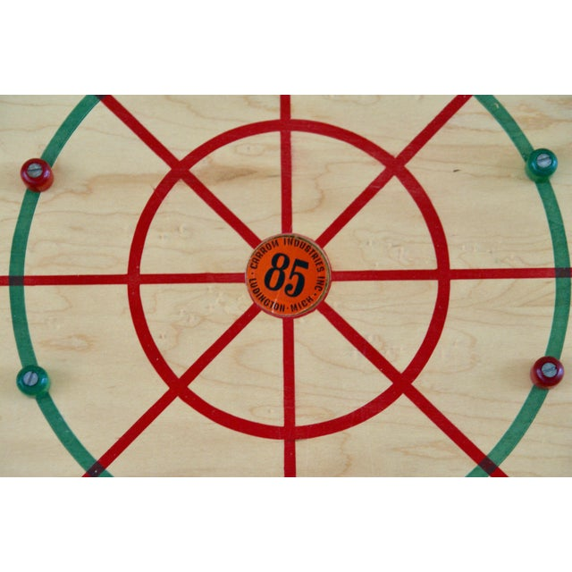 Vintage Mid-Century Game Board - Image 3 of 6