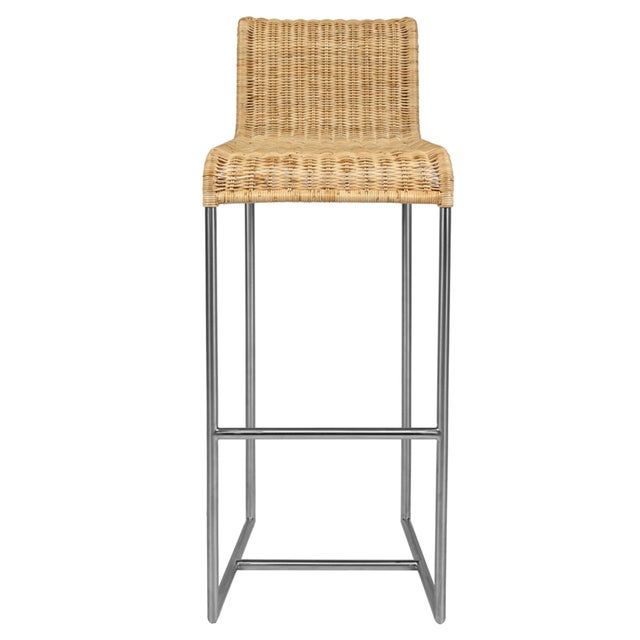 Selamat Designs Supper Barstool - Image 1 of 2