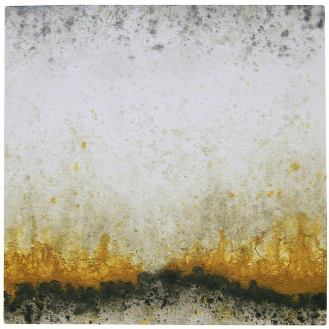 Laura Jewell Ash & Fog Oil Painting - Image 1 of 2