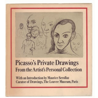 Picasso's Private Drawings Book