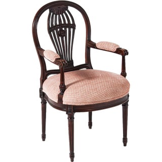 Vintage Louis XVI Armchair