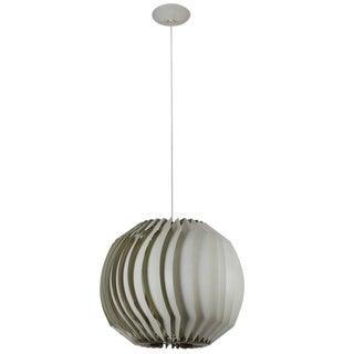 Danish Spiral Pendant by Lightolier