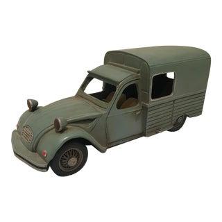 Citroen 2CV Model Truck