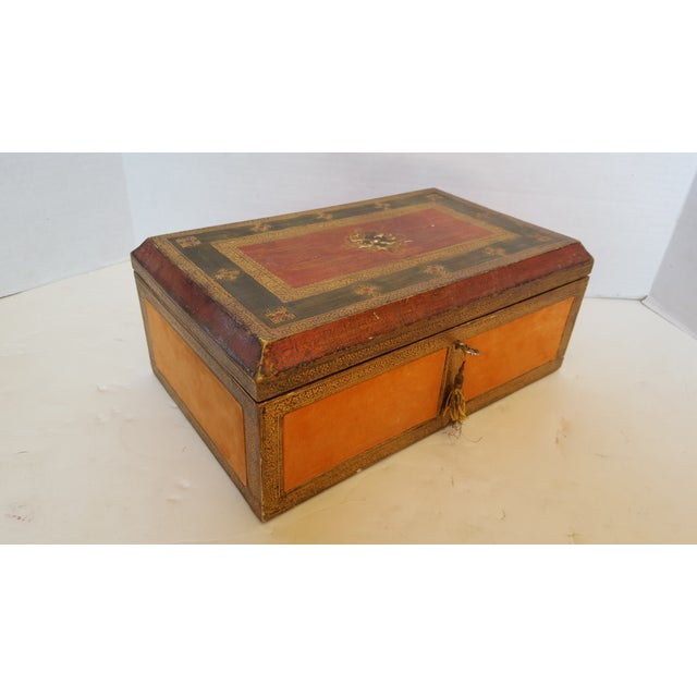 Image of Italian Florentine Box