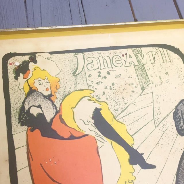 Image of Lautrec Moulin Rouge Framed Poster
