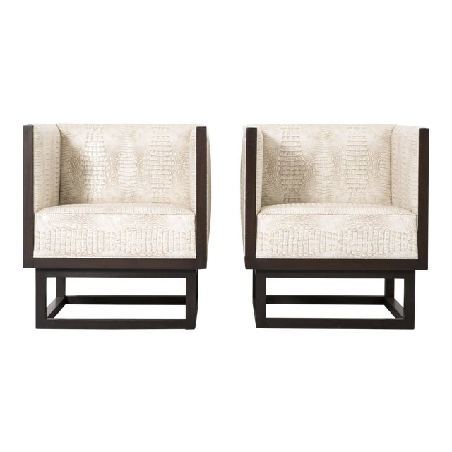 Image of Set of Cabinett Lounge Chairs