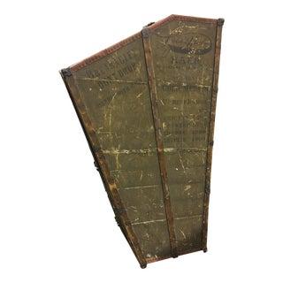 Antique Lyon & Healy Harp Case