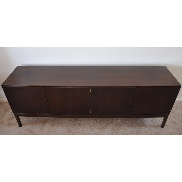 Mid-Century Ole Wanscher Rosewood Sideboard - Image 3 of 11