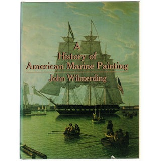 A History of American Marine Painting Book