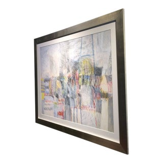 Original Abstract Painting by Dan Groover