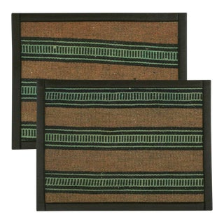 Kilim Placemats | Ananas Set of Two