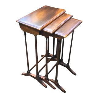 Theodore Alexander Nesting Tables - Set of 3
