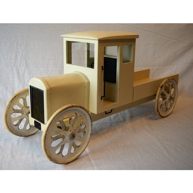 Wooden Toy Truck - Image 4 of 4