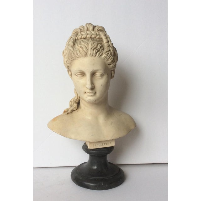 Decorative Proserpina Bust - Image 3 of 10
