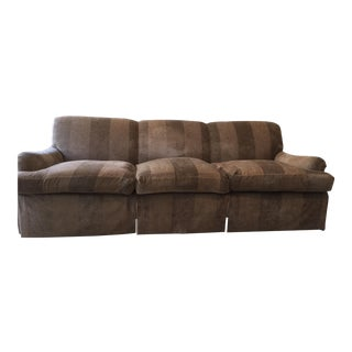 Custom George Smith Style Sofa