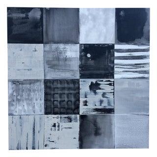 Black and White Original Contemporary Painting