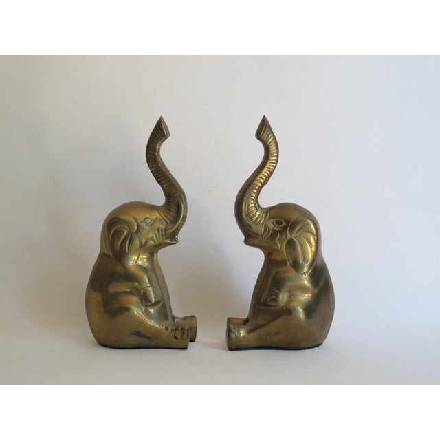 Lucky Elephant Bookends - Image 4 of 5