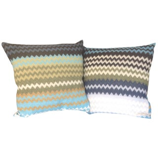 Missoni Home Humbert Pillows - A Pair