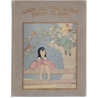 """""""When All the Birds Begin to Sing"""" Hardcover"""
