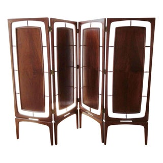 Unique Mid-Century Modern Screen