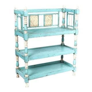 H.D. Buttercup Shelving in Robin's Egg Blue