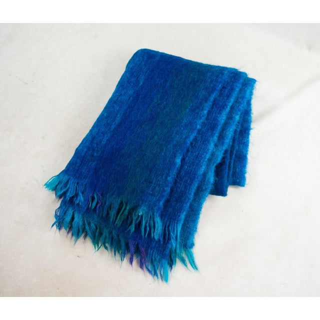 Avoca Handweavers Handmade Mohair Throw - Image 2 of 8