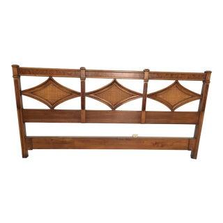 Solid Wood King Headboard