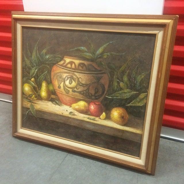 R. Wesley Original Oil Painting - Image 3 of 7