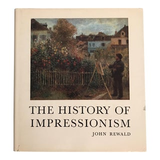 'The History of Impressionism' Book