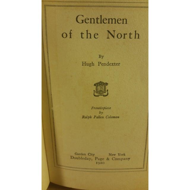 1920 Gentlemen of the North Book - Image 4 of 7