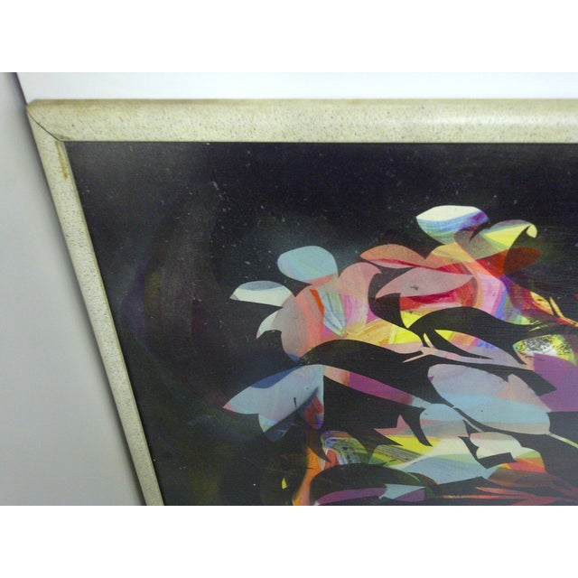 Multicolor Floral Painting by Aldrich Jenkins - Image 6 of 7