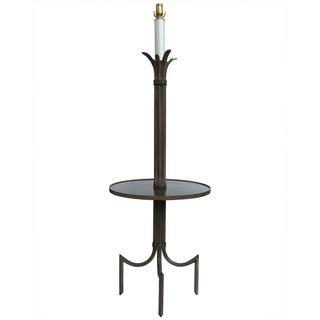 Vintage Iron Table Floor Lamp