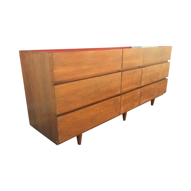 Image of Mid Century Dresser by American of Martinsville