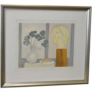 Pablo Picasso Color Lithograph - Estate Signed