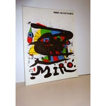 Image of Miro 1971 Sculptures Catalog