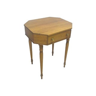 Federal-Style Occasional Table