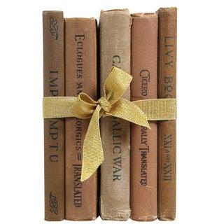 Vintage Book Gift Set: Pocket Sized Translations - Set of 5