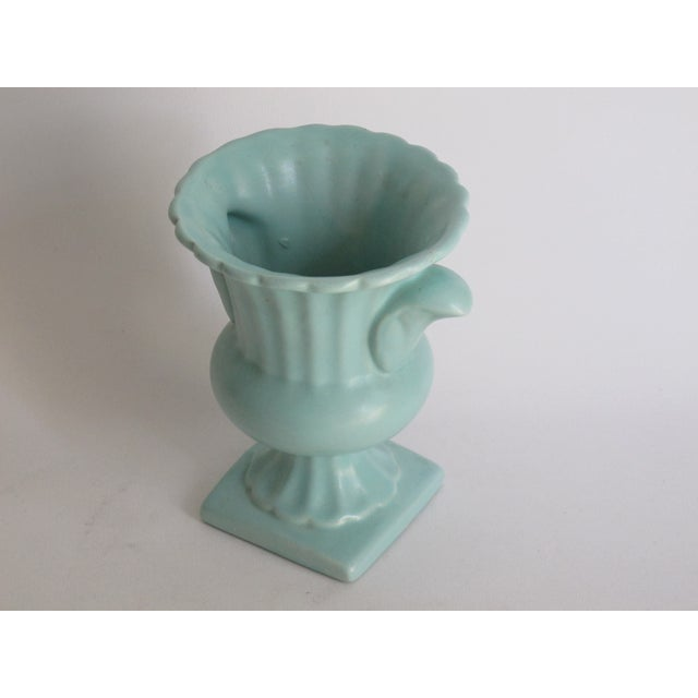 Royal Haeger Mint Pottery Urn - Image 5 of 5
