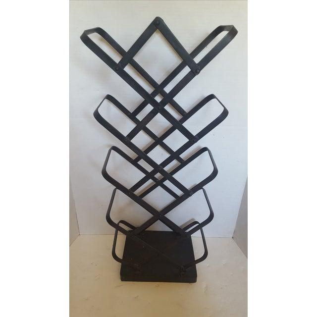 Image of Industrial Wine Rack