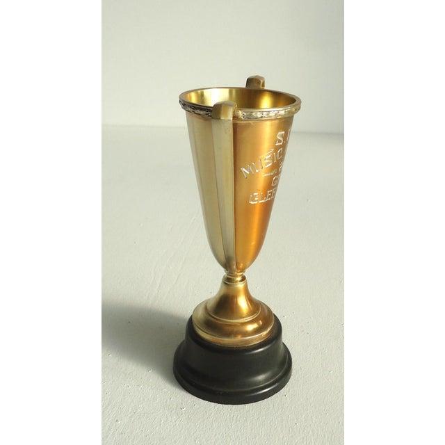 Image of Art Deco Glee Club Trophy