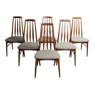 Koefoeds Hornslet Eva Dining Chairs - Set of 6