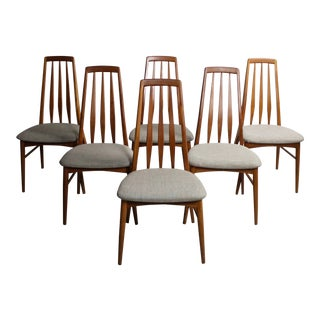 Koefoeds Hornslet Ingrid Dining Chairs - Set of 6