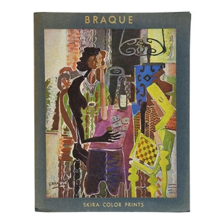 Folder of Braque Artwork Prints
